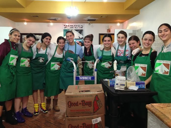 Masbia Soup Kitchen Coney Island