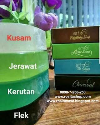 Khasiat Ershali Soap Nasa