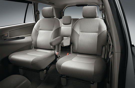 All New Kijang Innova Tipe G Ukuran Wiper Grand Avanza Veloz Interior Toyota 2014 Promo Dealer Mobil Captain Seat