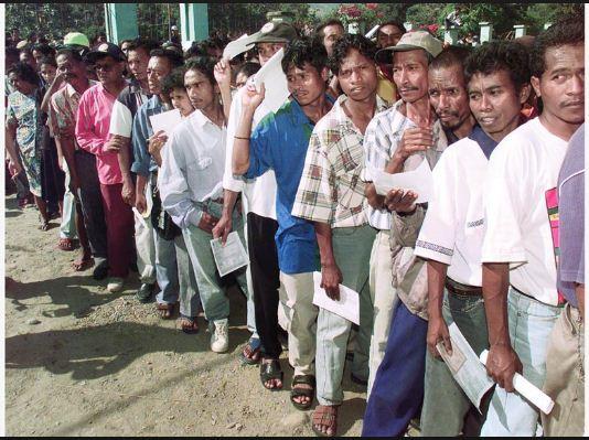 Kondisi Sosial, Politik, Ekonomi dan Keamanan Bangsa Indonesia di Berbagai Daerah Sejak Reformasi Mei 1998