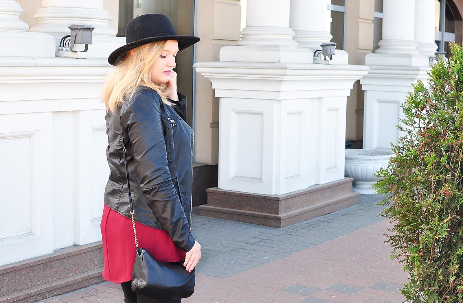 jak-nosić-czerń