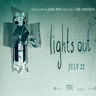 Işıklar Sönünce - Lights Out (2016)