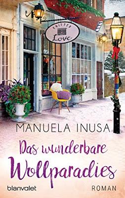 Neuerscheinungen im September 2018 #2 - Das wunderbare Wollparadies von Manuela Inusa