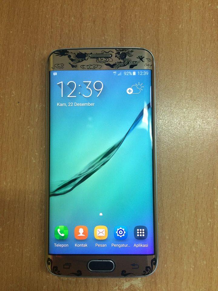 Samsung Galaxy S6 EDGE Bekas