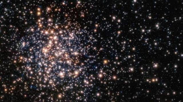 Terzan 5 é considerado pelos astrônomos como um 'fóssil' da Via Láctea