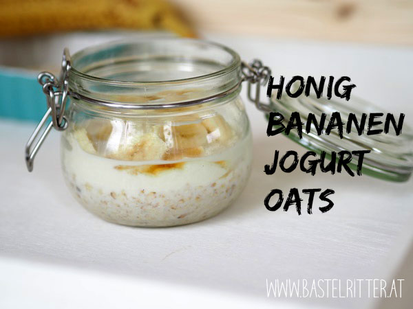 Overnight Oats Banane
