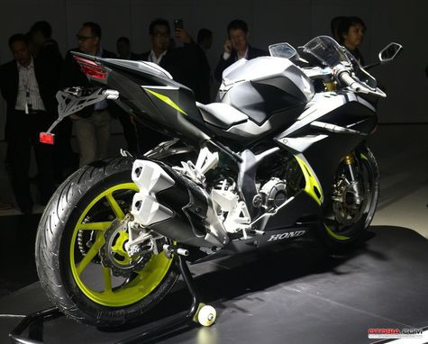 PT Astra Honda Motor AHM Presents All New CBR250RR As The First Model Was Introduced In World And Will Carve Premium Standards Of
