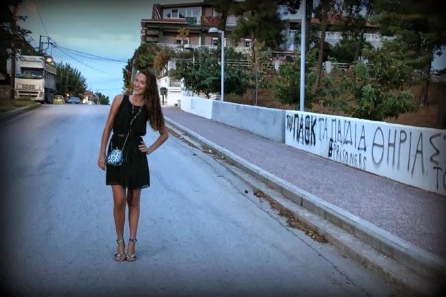 Nea Flogita odmor u Grckoj