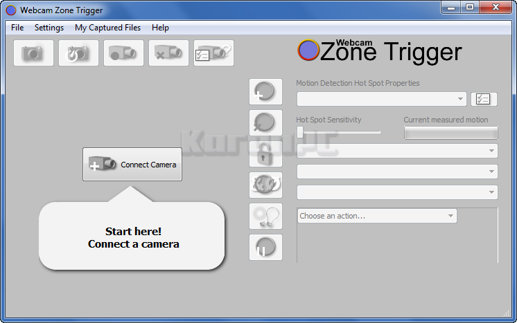 Get Webcam Zone Trigger Free
