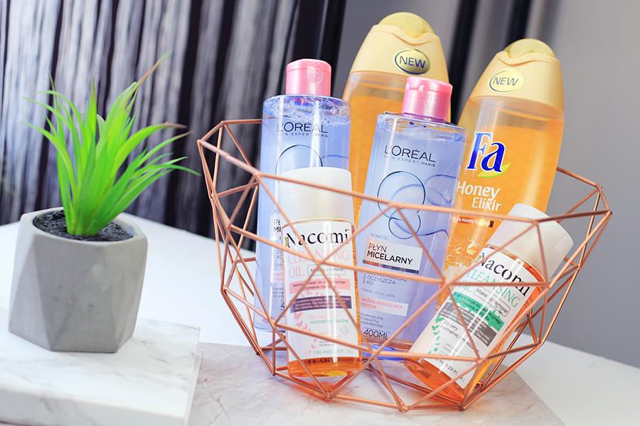 Nowości maja |  Kolorówka i pielęgnacja: Nacomi, L'Oreal, Miya, Essence & Lovely