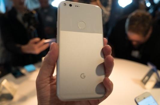 Hello I'm Google Pixel