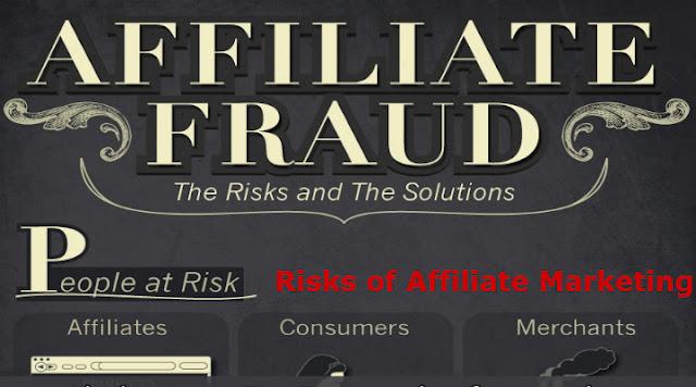 Risks of Affiliate Marketing