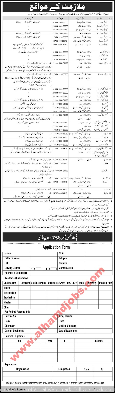 Atomic Energy Spd Security Soldier Islamabad Jobs Sunday Jang