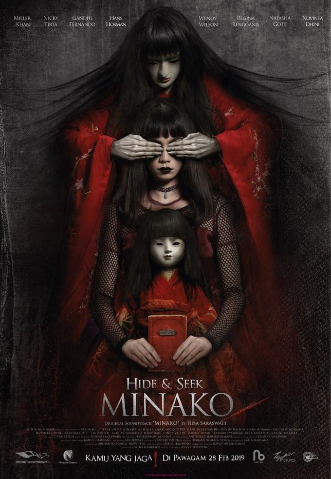 Peraduan Tiket Wayang: Filem Hide And Seek Minako