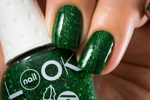 Naillook X-MAS collection 31473 X-Mas tree macro