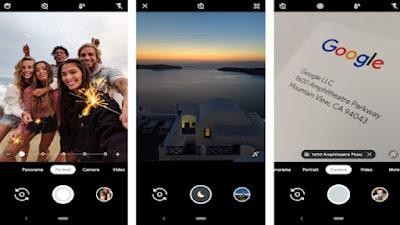 Aplikasi kamera anak hits dengan Google camera