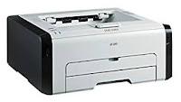 Ricoh SP 200S Printer Driver