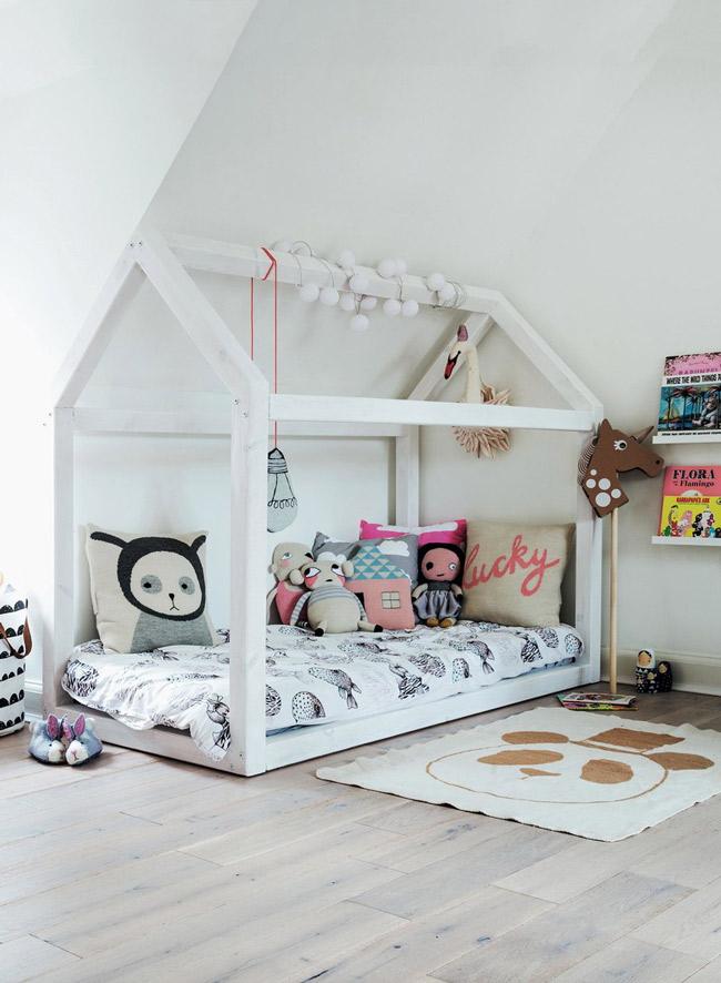 Dieci ispirazioni per dieci camerette letto casetta