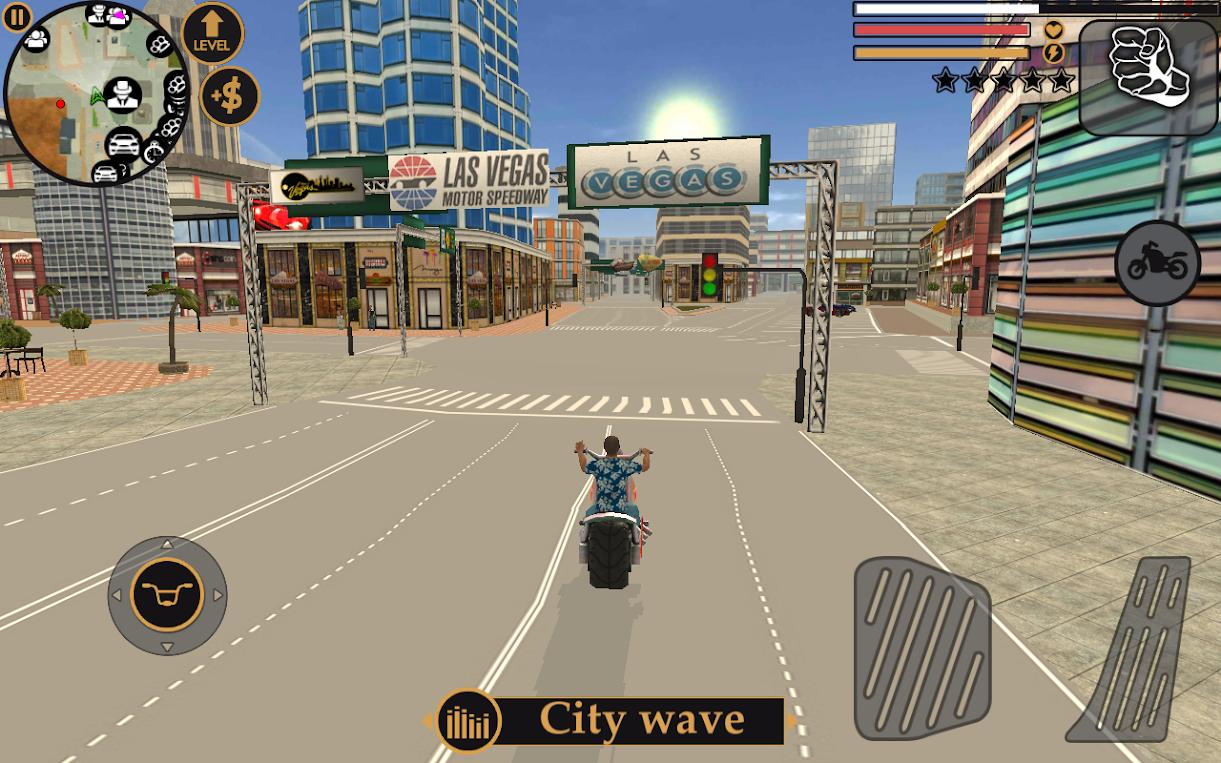 vegas crime simulator apk data download