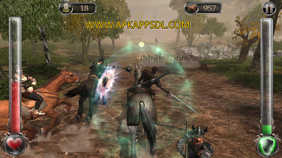 Download Arcane Knight Apk Mod v2.2 Android Full Latest Version 2017 Free