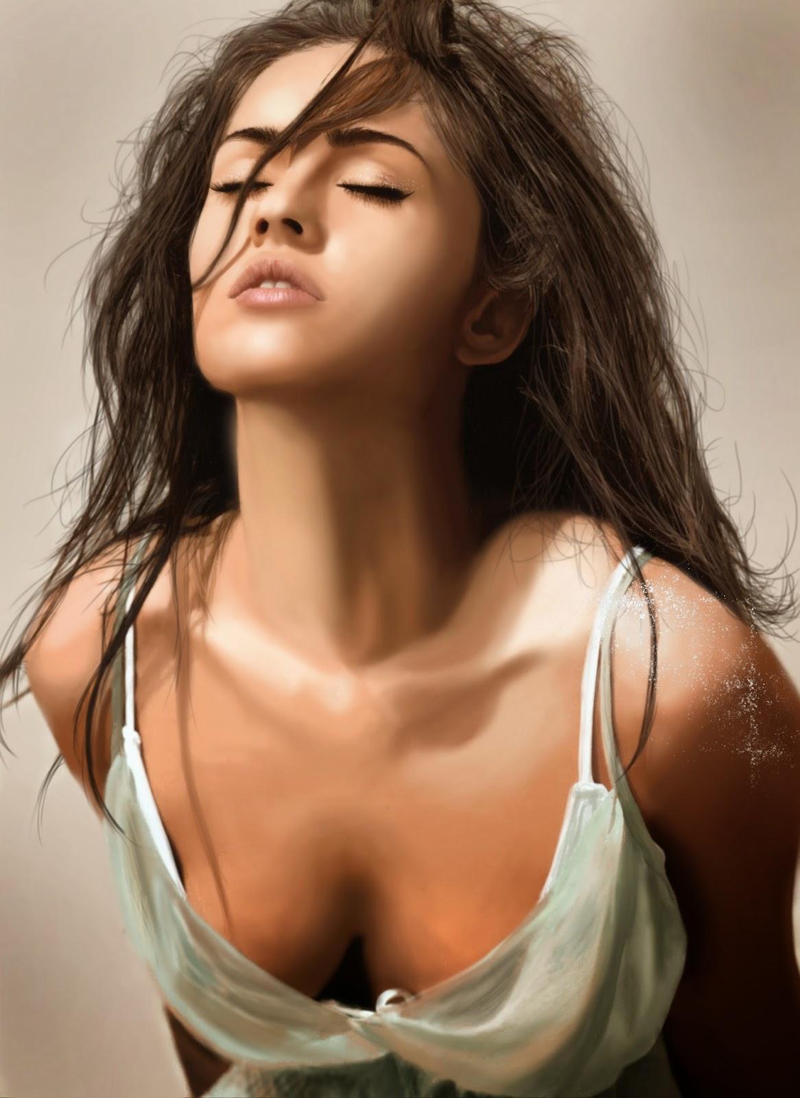 Adriene barbeau nude pics