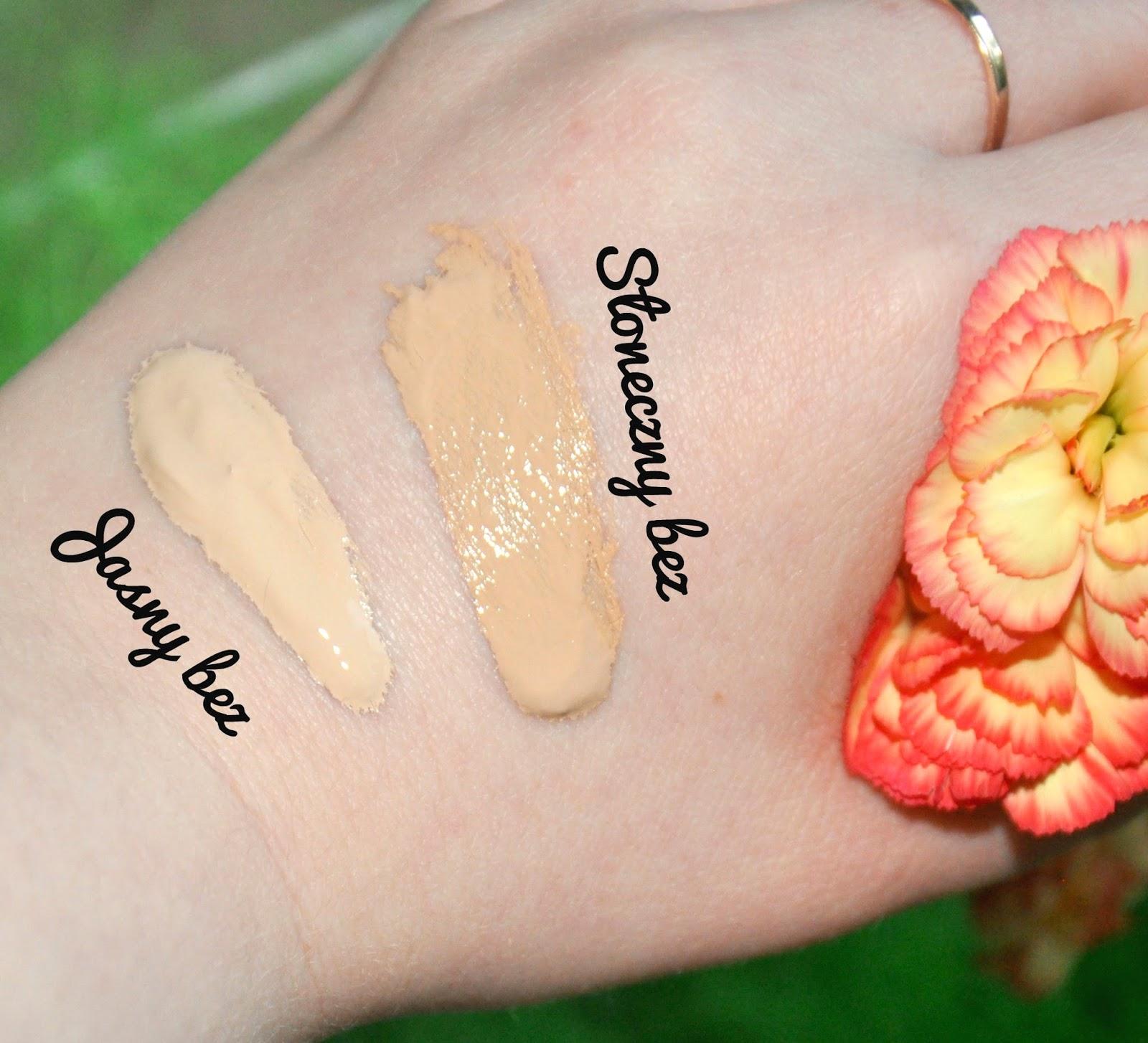 Total Look Make-up Nude Glow - tak nazywa się seria fluidów rozświetlających których zadaniem jest poprawienie kolorytu cery, która w wyniku stresu, starzenia i czynników zewnętrznych utraciła swój naturalny blask i młodzieńczy wygląd. Dostępny w trzech idealnie dopasowujących się odcieniach: - JASNY BEŻ - NATURALNY BEŻ - SŁONECZNY BEŻ