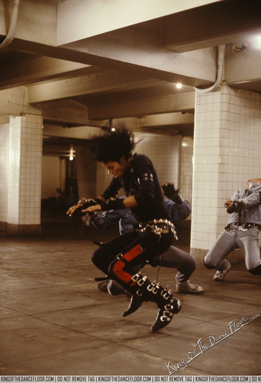 The Making Of Where Do Little Spiders: Rare Behind The Scenes Photos Of Michael Jackson While