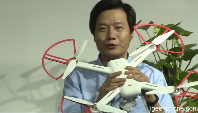 Spesifikasi dan Harga Drone Xiaomi