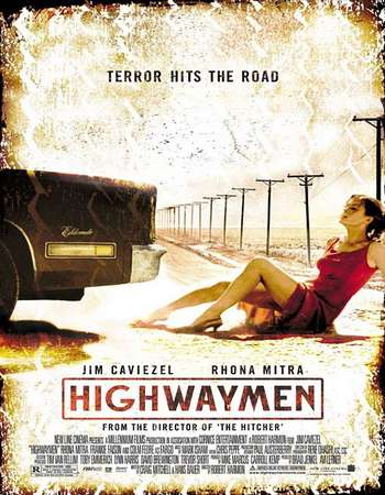 Poster Of Highwaymen 2004 Hindi Dual Audio 270MB Web-DL   Free Download Watch Online world4ufree.org