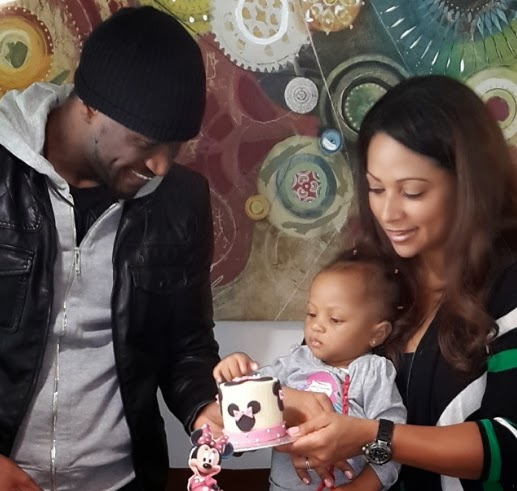 peter okoye family pictures