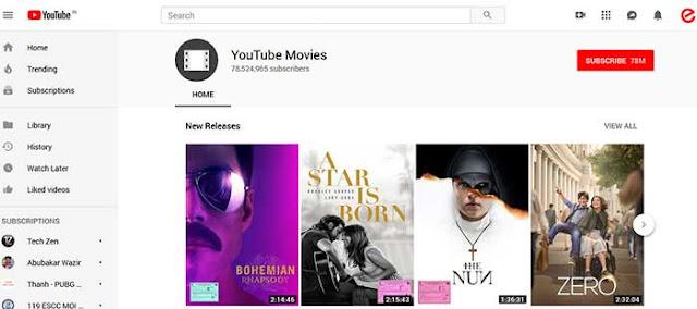 YouTube Movies: Einthusan: Best Alternatives to Enthusan TV: eAskme