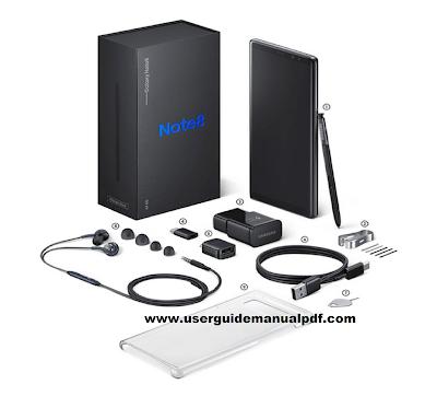 Samsung Galaxy Note 8 User Manual PDF