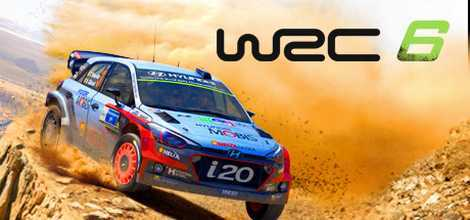 WRC 6 PC Game Torrent Free Download