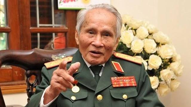 Trung tướng Nguyễn Quốc Thước