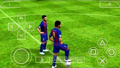 Download PES Army 2017 PPSSPP