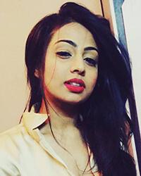 Actress Vaishali Deepak