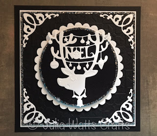 Image result for Creative Expressions Paper Cuts Noel rudolf
