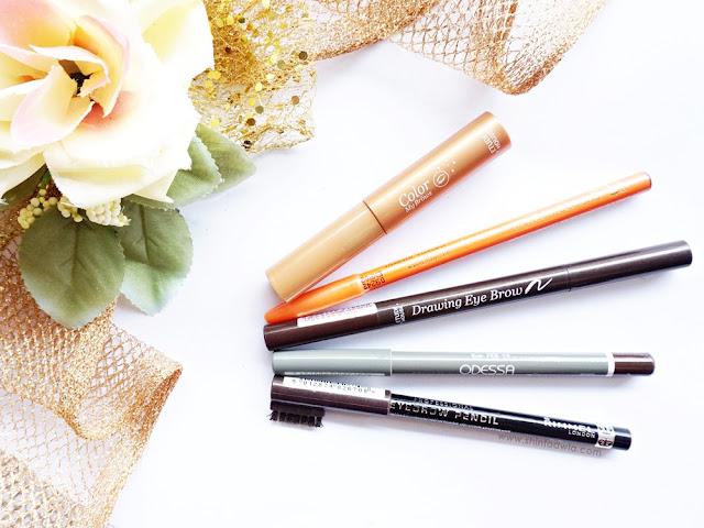 rekomendasi pensil alis bagus dan murah
