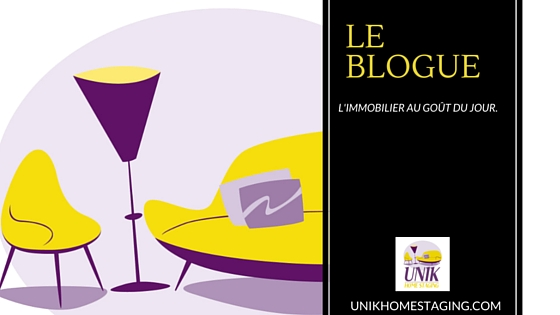 Unik HomeStaging - Blogue - www.unikhomestaging.com