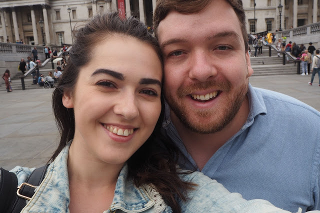 Natalie and Sam