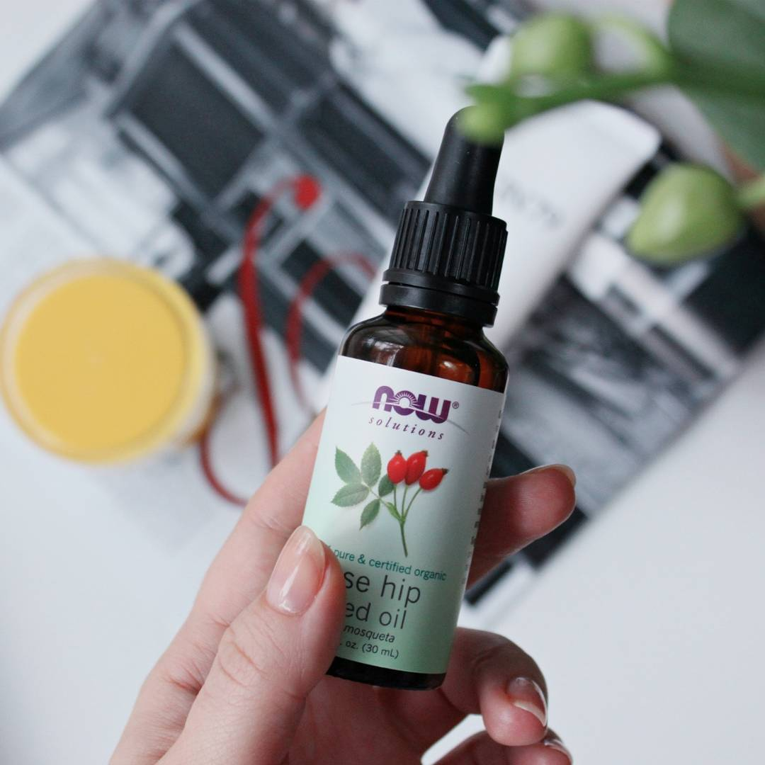 Now Foods, Solutions, Certified Organic Rose Hip Seed Oil