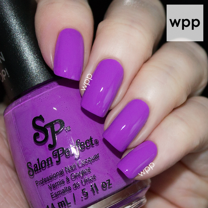 Salon Perfect Neon Pop Purple POP!