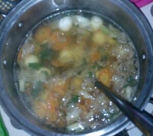 resep membuat sop sayuran sehat