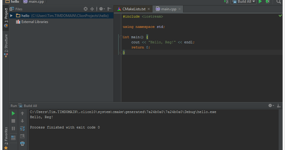 JetBrains releases CLion - new cross-platform IDE for C/C++ users