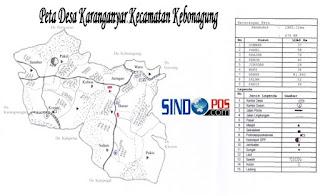 Profil Desa & Kelurahan, Desa Karanganyar Kecamatan Kebonagung Kabupaten Pacitan