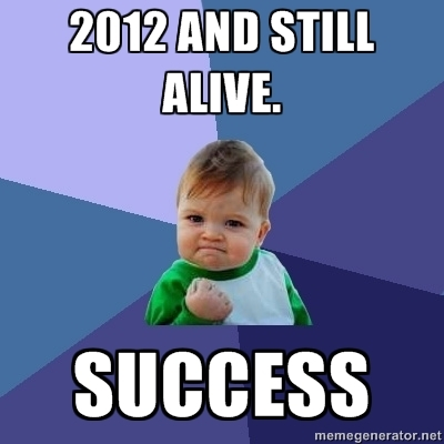 "Success Kid  ""2012"""