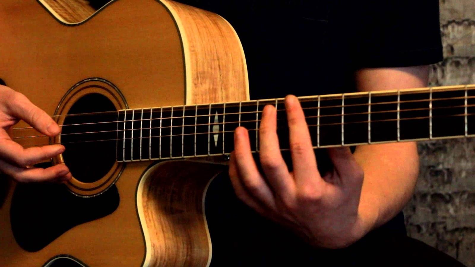 Chord Gitar Mudah Dan Romantis