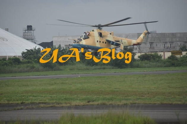 BREAKING: Military helicopter fighting Boko Haram goes missing in Borno