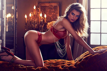 Guess Lingerie Fall/Winter Latest Campaign