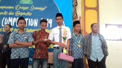 Hebat! Siswa NURUL ISLAM Raih Medali Khawarizm Competition di Pamekasan